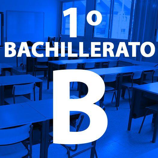 1º BACHILLERATO B
