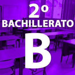 2º Bachillerato B IES Las Rozas 1