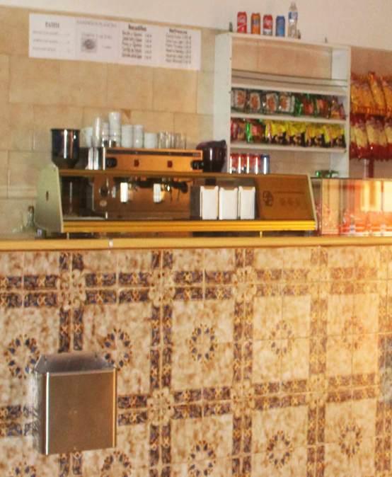 Reapertura del servicio de cafetería