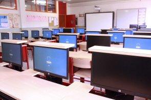 aula innovacion tecnologica IES Las Rozas 1