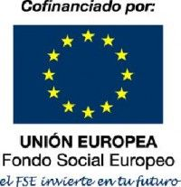 logotipo union europea fondo social europeo