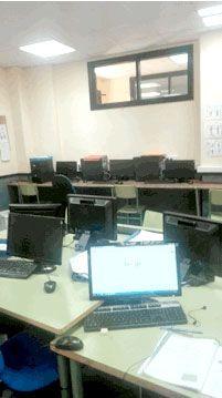 Servicicios administrativos IES Las Rozas 1
