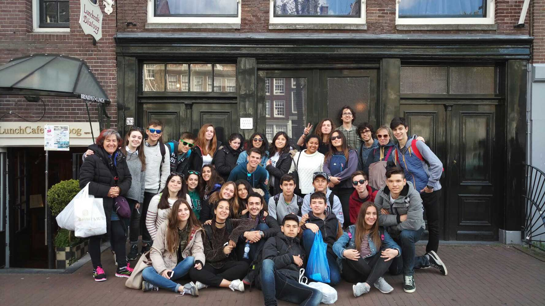 ClassBand viaje a holanda de los alumnos