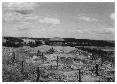 Fortyfikacje Linii Maginota 1940