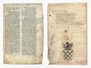 """Fragmenty """"Chronicon pontificum et imperatorum"""" autorstwa Marcina z Opawy"""