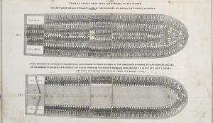 Na statkach niewolniczych panowały przerażające warunki sanitarne i niewyobrażalny tłok