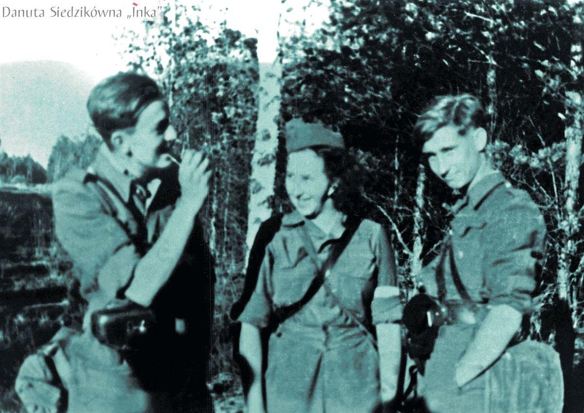 Inka - bohaterka z czasów II wojny światowej oraz początków PRL
