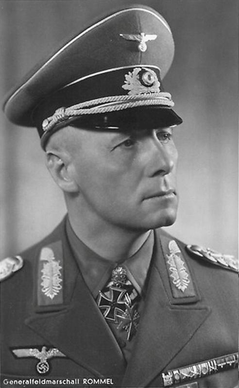 Feldmarszałek Erwin Rommel
