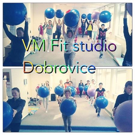 Cvičení vm fit