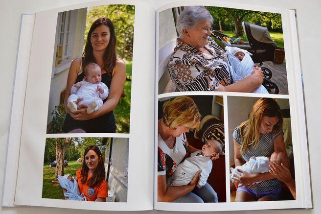 Rodinné fotoalbum