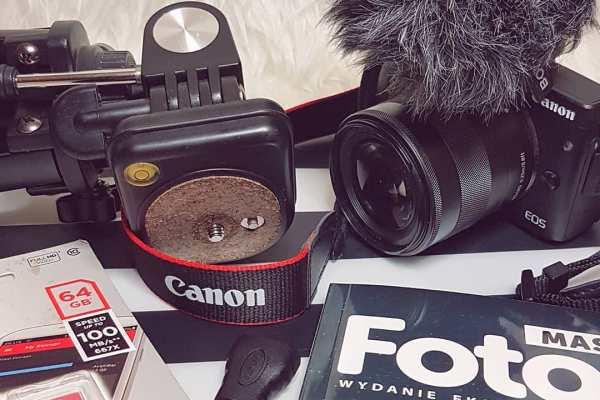 Jak robię swoje zdjęcia na bloga aparatem za kilka tysięcy?