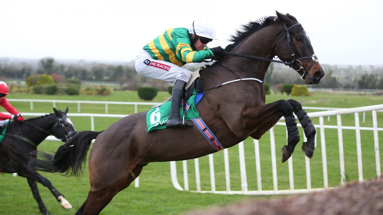 He's back: Cheltenham nightmare horse Edwulf to return at ...
