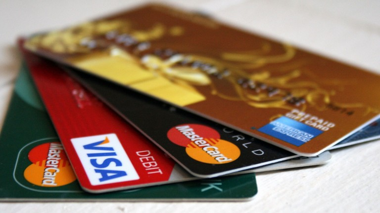 Credit cards: the government is concerned when it comes their use for gambling