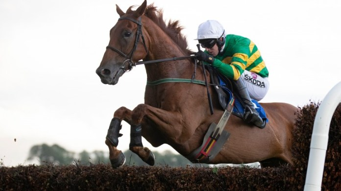 Movewiththetimes impressed at Killarney in a beginners' chase last month