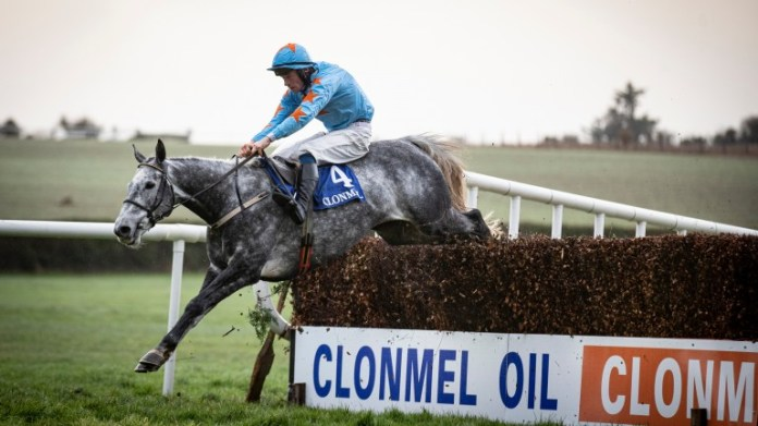 Bachasson and David Mullins race away with the Clonmel Oil Chase