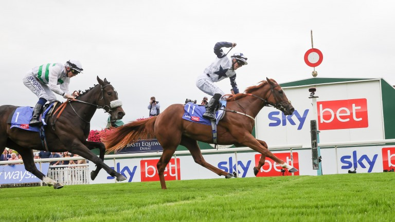 Lowther Stakes one-two Zain Claudette and Sandrine are among Sacred Bridge's potential rivals