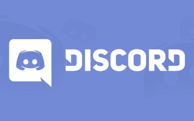 Discord Chanel für die Admin vs Community Chats.