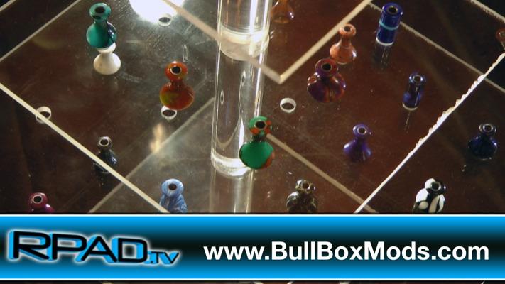 Bull Box Mods Vapetoberfest 2013