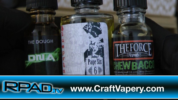 Craft Vapery Review