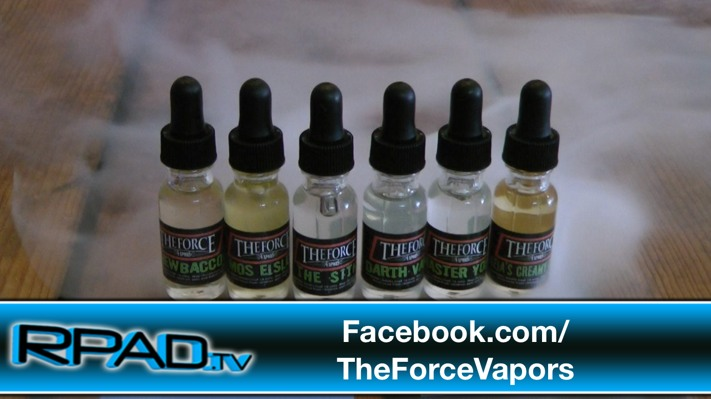 The Force Vapors Interview Eric Trotter