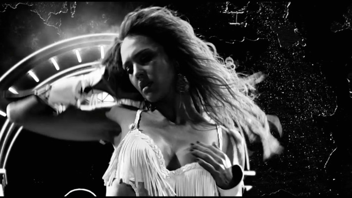 Sin City A Dame to Kill For Nancy Jessica Alba