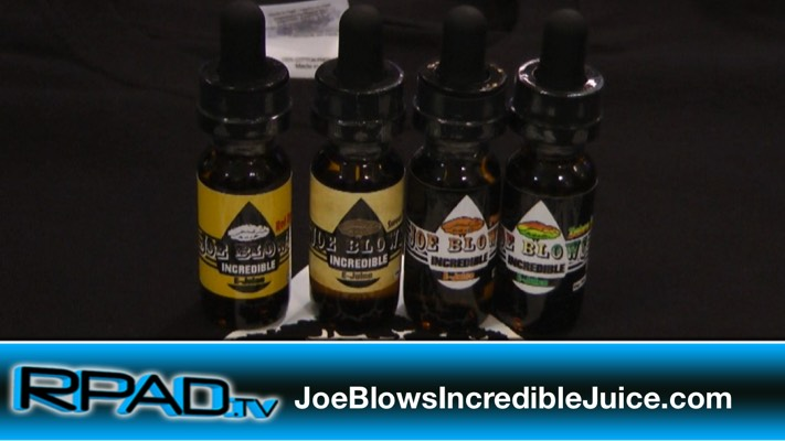 Joe Blow's Incredible Juice