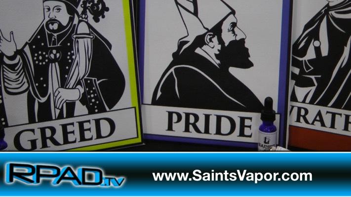 Saints Vapor Shane Bell interview