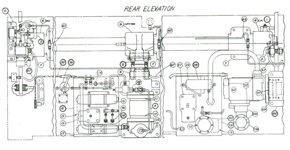 Harris-Seybold: Hydraulic: RPC Machinery INC.