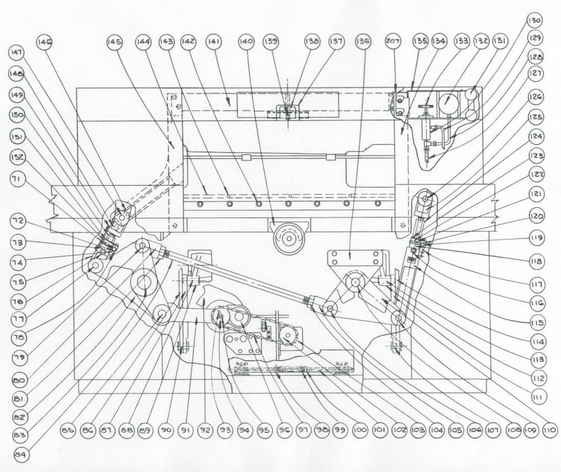 Harris-Seybold: Saber: RPC Machinery INC.