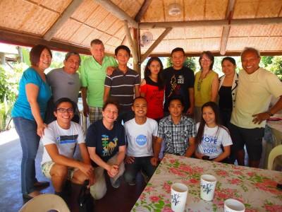 PSAA gathering May 2015