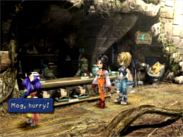 Final Fantasy IX In Holy Matrimony