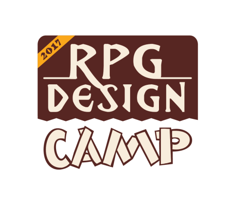 2017 Design Camp logo