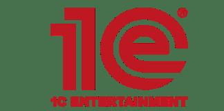 1C entertainment logo