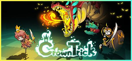 Crown trick Logo