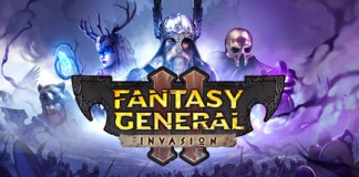 Fantasy General Invasion logo