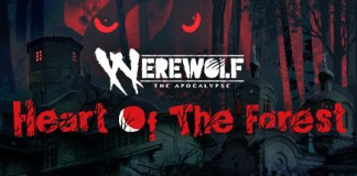 Werewolf : The Apocalypse, Heart of the Forest logo