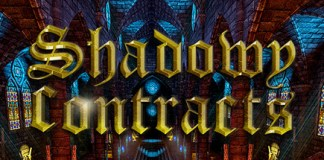Shadowy contracts logo