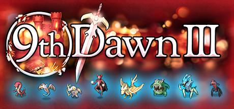 9th Dawn III logo