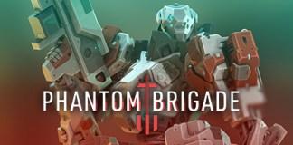 Phantom Brigade logo