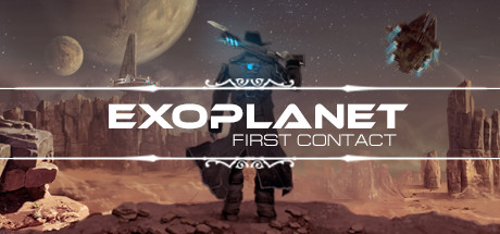 exoplanet first contact logo