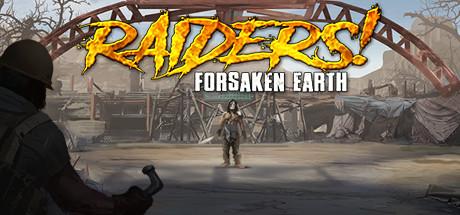 Raiders ! Forsaken Earth logo