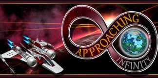 Approaching Infinity logo