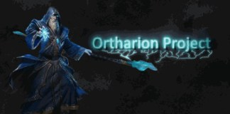 Ortharion Project logo