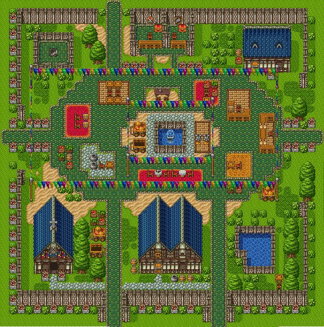 Rpg Legion Dragon Quest Vi Maps