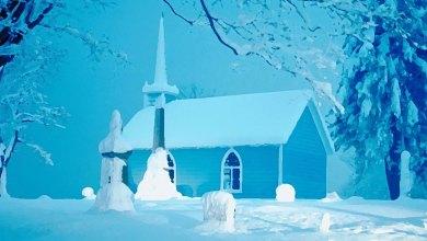 Imagem do podcast TESTE 3 do RPG Next - Igreja solitária cheia de neve