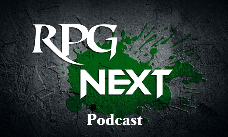 Marca RPG Next - Podcast