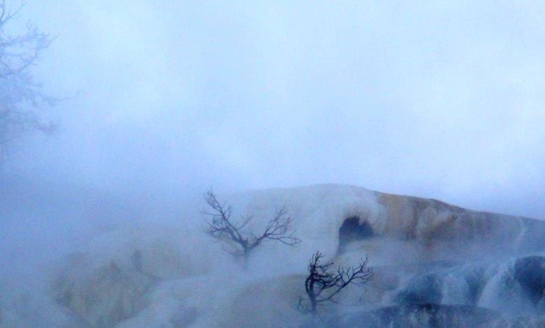 Imagem do podcast 4 da segunda fase de TESTE do RPG Next - Beira do canyon cheio de neblina