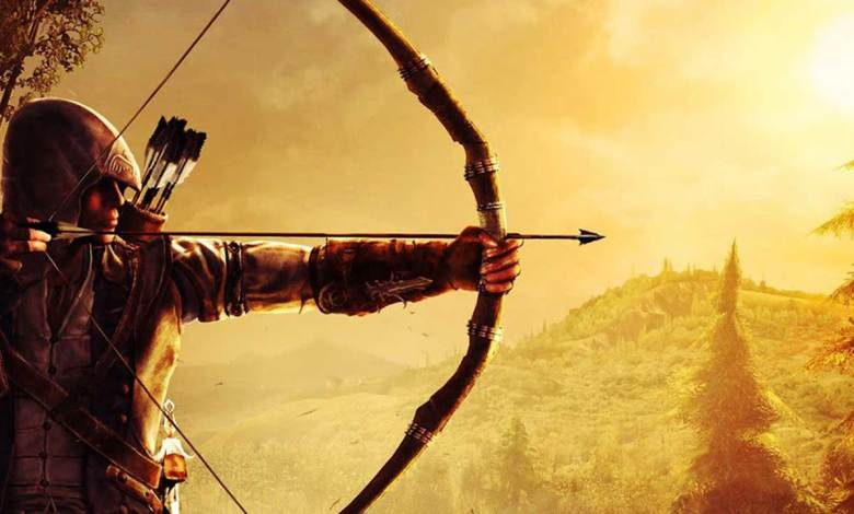 Arqueiro mirando uma flecha - Imagem do Tarrasque na Bota 27 - A mina perdida de Phandelver - Episódio 27 - Os Vigilantes