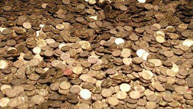 muitas moedas