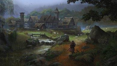 Foto de Contos de Donavan Liadon – Capítulo 2 – A vila misteriosa
